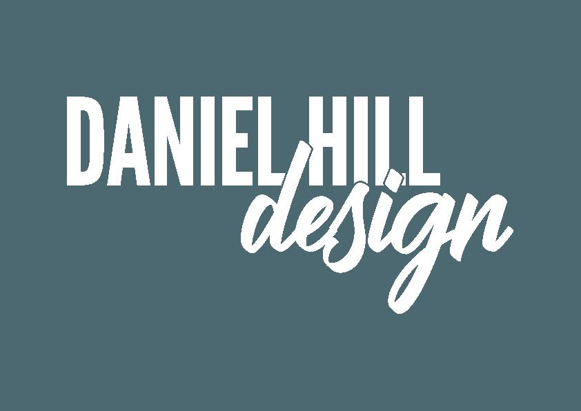 Daniel Hill Design Logo Text